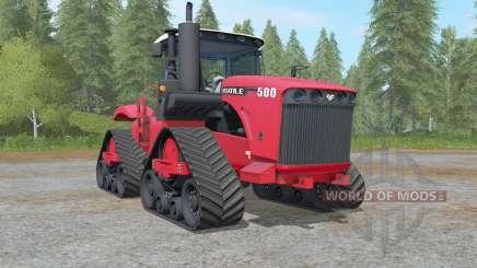 Versatile 500 Quadtrac для Farming Simulator 2017