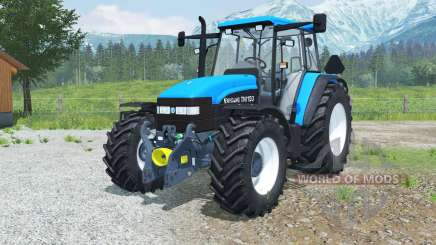 New Holland TM 1ⴝ0 для Farming Simulator 2013