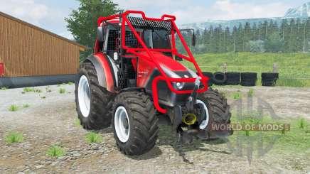 Lindner Geotrac 94 Forestry для Farming Simulator 2013