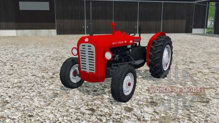 Massey Fergusoɲ 35 для Farming Simulator 2015