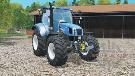 New Hollaɳd T6.160 для Farming Simulator 2015