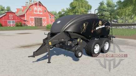 New Holland BigBaler 12୨0 для Farming Simulator 2017
