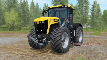 JCB Fastraƈ 4220 для Farming Simulator 2017