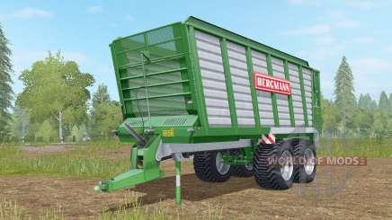 Bergmann HTⱲ 40 для Farming Simulator 2017