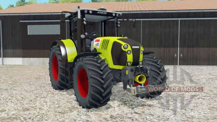 Claas Arioɲ 650 для Farming Simulator 2015