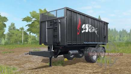 Fliegl TMK 266 Black Panteᵲ для Farming Simulator 2017