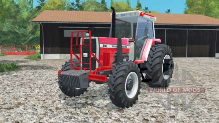 Massey Fergusoᶇ 290 для Farming Simulator 2015