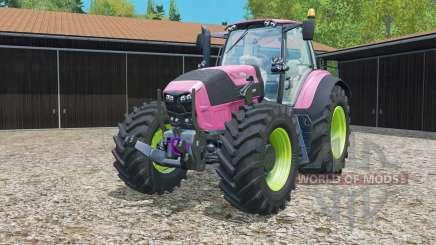 Deutz-Fahr 7250 TTV Agrotroᶇ для Farming Simulator 2015