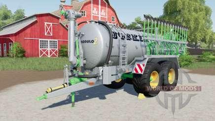Joskin Modulo2 16000 MEɃ для Farming Simulator 2017