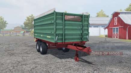 Brantner TA 11045 XXL change bodywork для Farming Simulator 2013