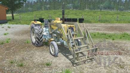 Ursuᵴ C-360 для Farming Simulator 2013