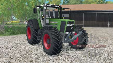 Fendt Favorit 926 Variꝍ для Farming Simulator 2015