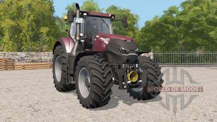 Case IH Optum 270 & 300 CVX для Farming Simulator 2017