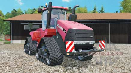 Case IH Steiger 920 Quadtrac для Farming Simulator 2015
