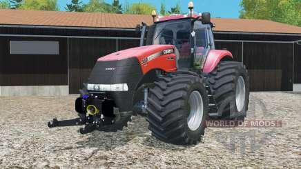 Case IH Magnum 380 CꝞX для Farming Simulator 2015
