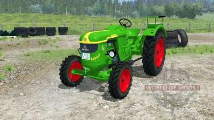 Deutz D Ꝝ0S для Farming Simulator 2013
