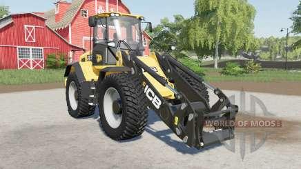 JCB 435 S lift capacity 23.8 tons для Farming Simulator 2017