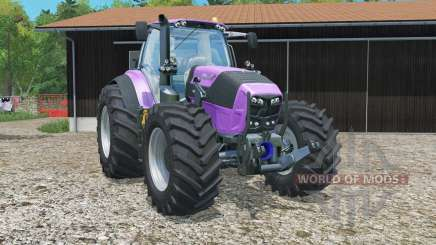 Deutz-Fahr 7250 TTV Agrotroɳ для Farming Simulator 2015