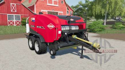 Kuhn FBP 3135 very fast bale для Farming Simulator 2017
