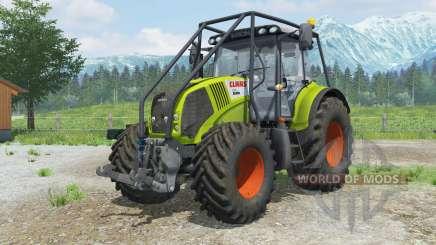 Claas Axion 8ⴝ0 для Farming Simulator 2013