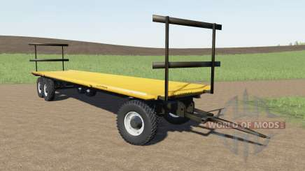 La Littorale PU 18 для Farming Simulator 2017