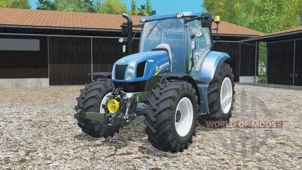 New Holland T6.17ⴝ для Farming Simulator 2015