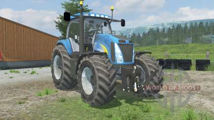 New Holland T8050 для Farming Simulator 2013