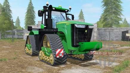 Ʝohn Deere 9560RX для Farming Simulator 2017