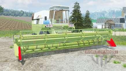 Fortschritt E 517 MoreRealistic для Farming Simulator 2013