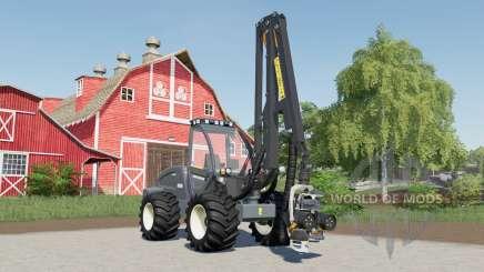 Sampo Rosenlew HR46X multicolor для Farming Simulator 2017