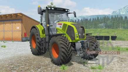 Claas Axiꝍn 850 для Farming Simulator 2013