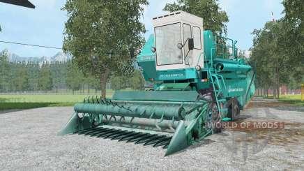 Ениҫей-1200-1 для Farming Simulator 2015