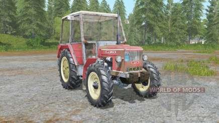 Zetoᵲ 5718 для Farming Simulator 2017