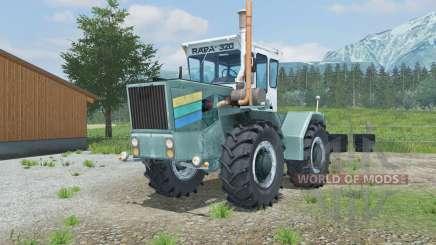 Raba 320 для Farming Simulator 2013