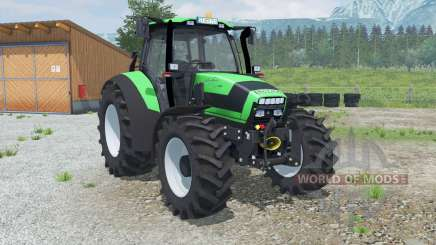 Deutz-Fahr Agrotron TTV 1145 для Farming Simulator 2013