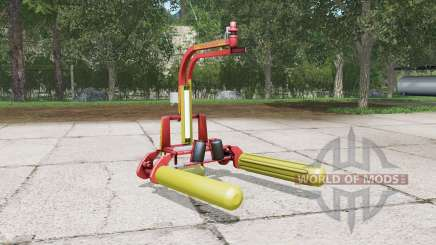Tanco Autowrap 1510 для Farming Simulator 2015