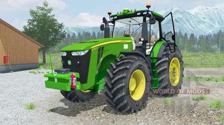John Deere 8310R для Farming Simulator 2013