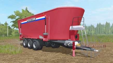 Peecon Mega Mammoeᵵ для Farming Simulator 2017
