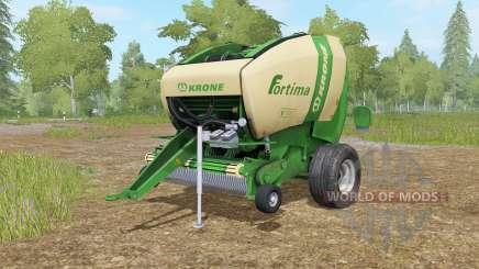 Krone Fortima Ꝟ 1500 для Farming Simulator 2017