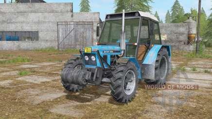 Zetoᵲ 7045 для Farming Simulator 2017