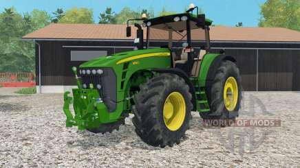 John Deeᵲᶒ 8530 для Farming Simulator 2015