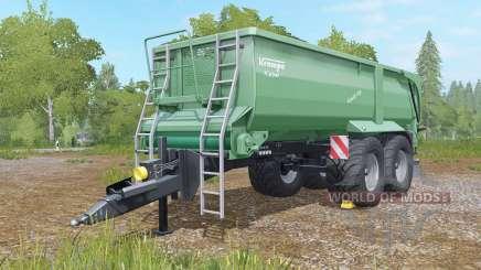 Krampe Bandiᵵ 750 для Farming Simulator 2017