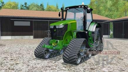 John Deere 7310R Quadtraƈ для Farming Simulator 2015