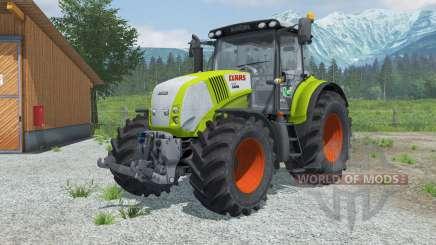 Claas Axioɳ 850 для Farming Simulator 2013