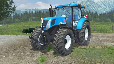 New Hollaᵰd T7050 для Farming Simulator 2013