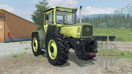 Mercedes-Benz Trac 1800 inteᶉcooleɽ для Farming Simulator 2013