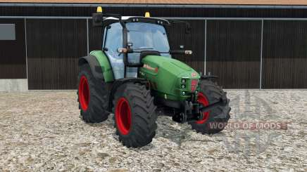 Hurlimann XM 130 T4i V-Drive 2014 для Farming Simulator 2015