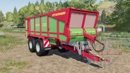 Strautmann Aperion 2101 для Farming Simulator 2017