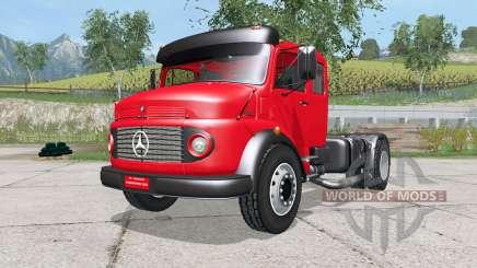 Mercedes-Benz L 1519 для Farming Simulator 2015