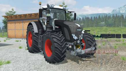 Fendt 939 Vario Black Beauty для Farming Simulator 2013